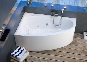 Whirlpool Badewanne Aquaria MultiSpa Excellent